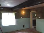 Finished cottage room