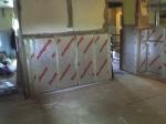 Plastering preparation